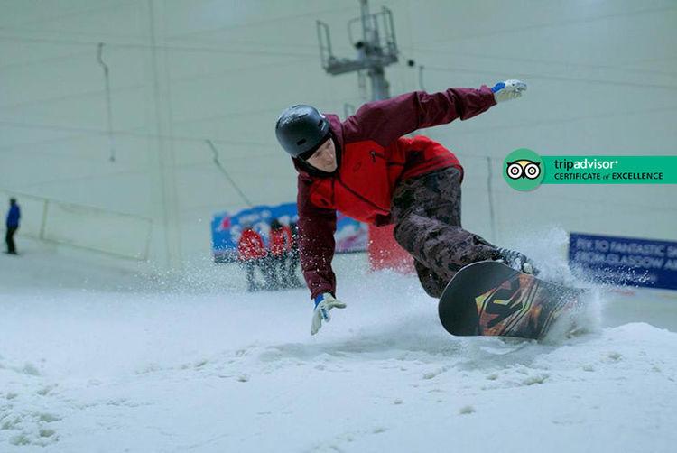 snow factor glasgow
