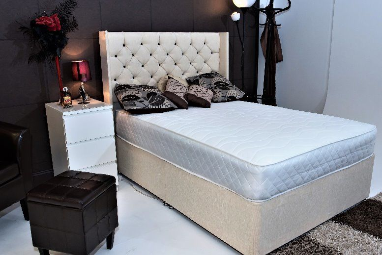 Cool Touch Orthopedic Quilted Mattress
