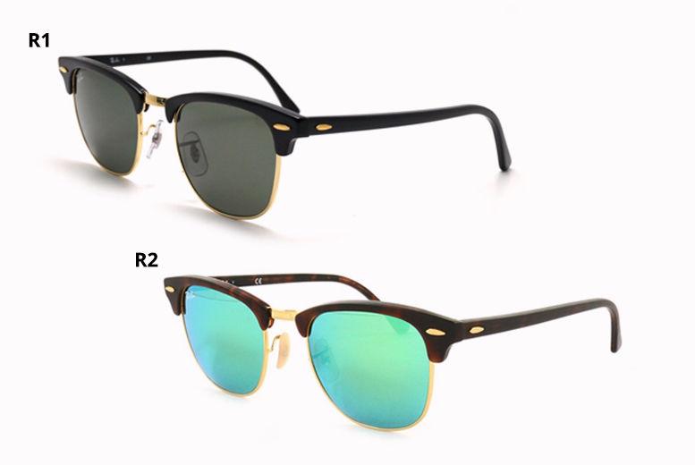 a643cc99f9 Ray Ban Wayfarer   Clubmaster Sunglasses - 2 Styles!
