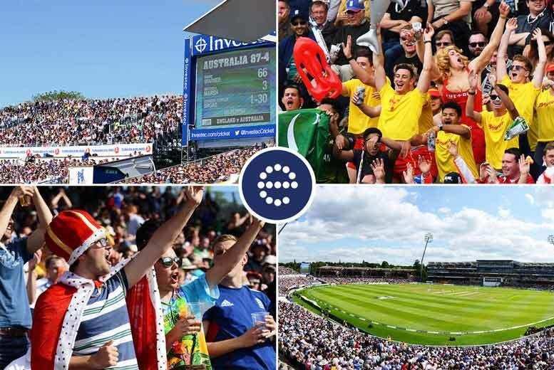 Edgbaston Cricket Stadium England v India Test Match Voucher