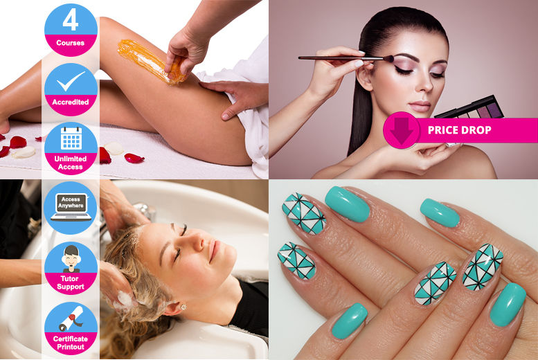 Complete Accredited Beauty Tech Diploma - 4 Courses! | Learning ...
