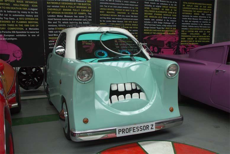 London Motor Cars >> London Motor Museum With Cars 3 Lightning Mcqueen 9