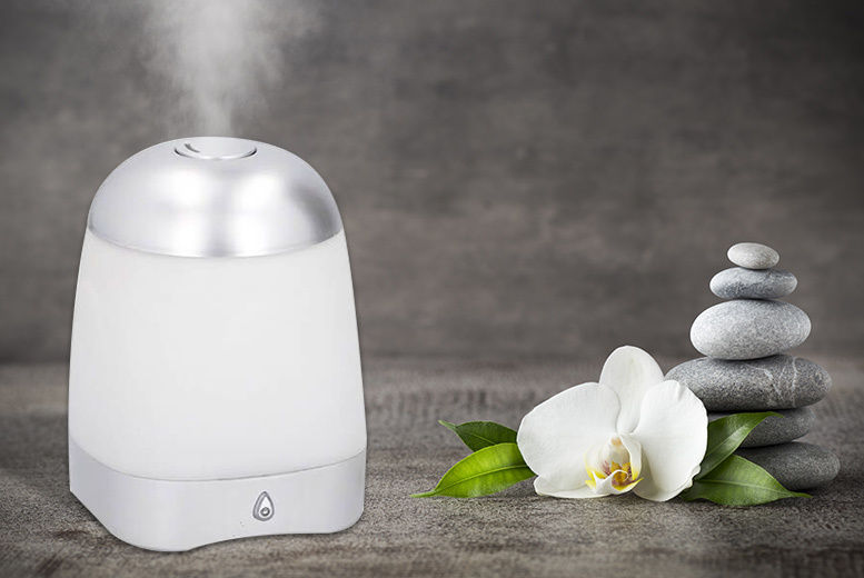 Grundig Aroma humidifier Silver |