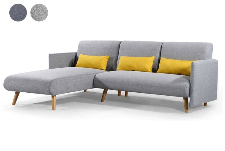 Brilliant Los Angeles Charcoal Grey Sofa Bed Chaise Plymouth Ocoug Best Dining Table And Chair Ideas Images Ocougorg