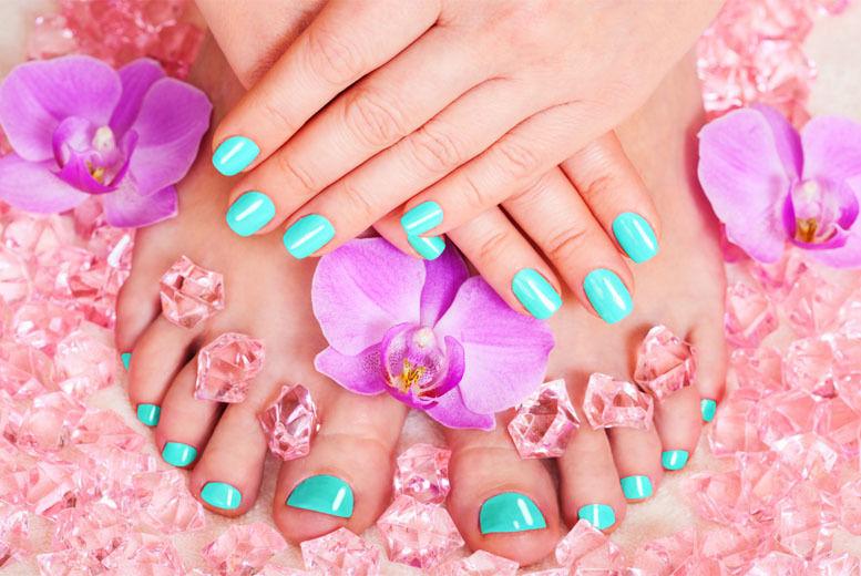gel nails deals london