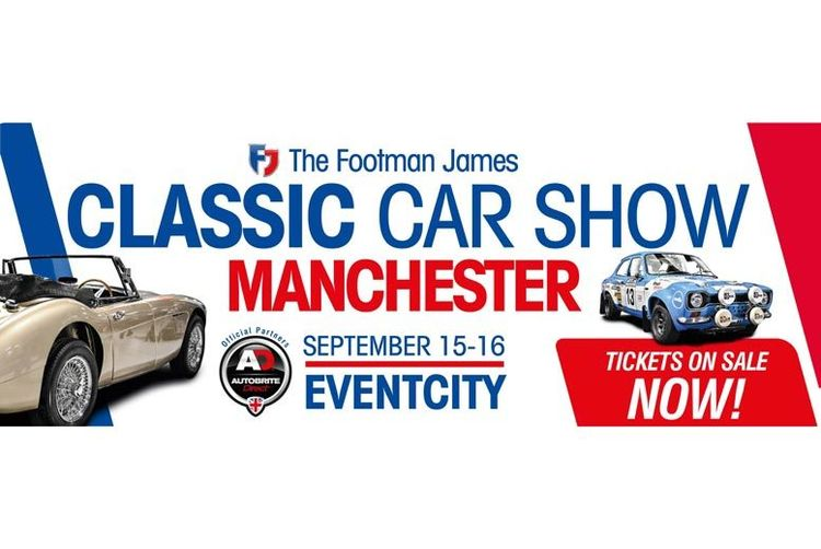Footman James Classic Car Show Manchester Wowcher - Classic car events