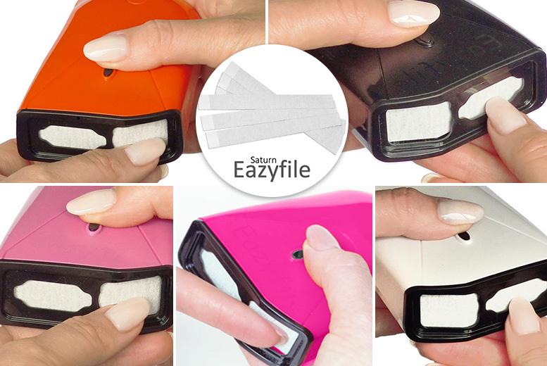 EazyFile Nail Filing System! | Shop | Wowcher