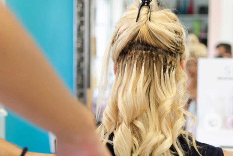 Hair Extension Treatment London Wowcher