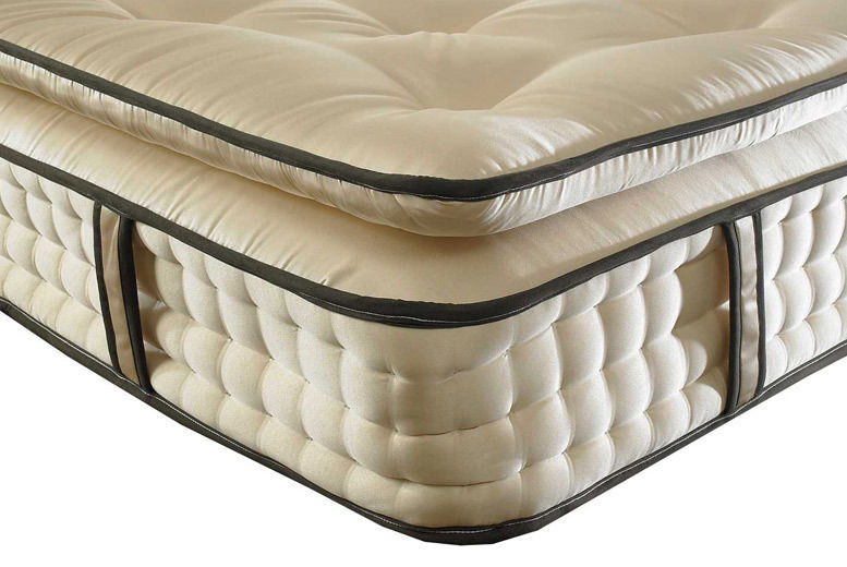 3000 Pocket-Spring 12 Pillowtop Mattress