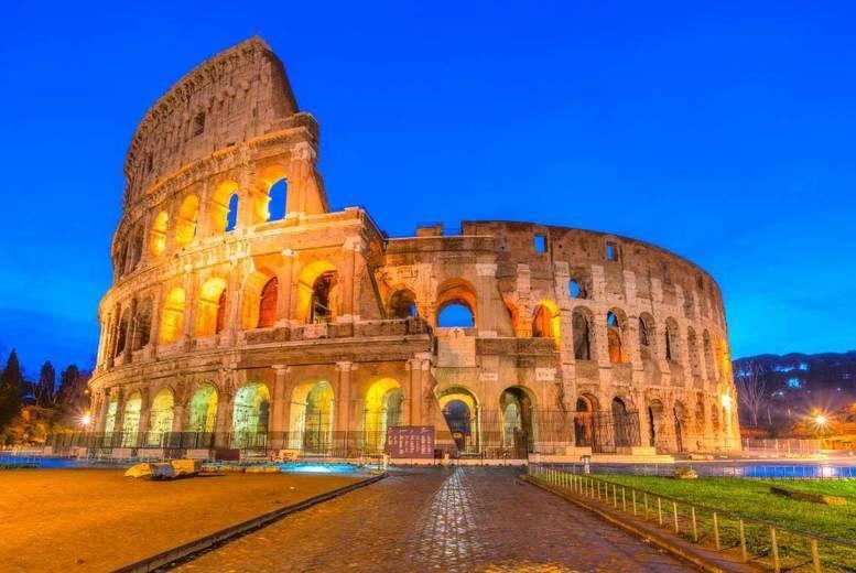 Rome European City Breaks Deals In Travel Wowcher