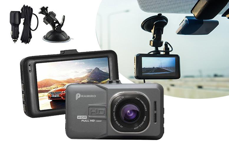 6e7ae73382f2 Next Gen HD Dash Accident Cam - 32GB SD Card Option!