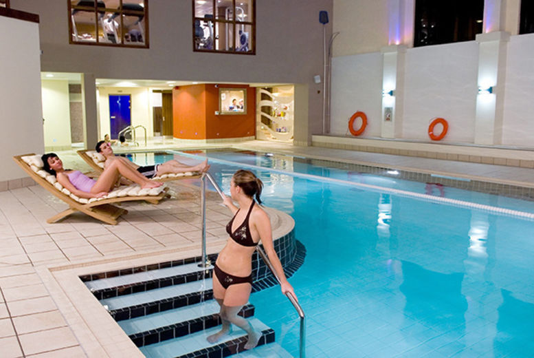 Cheshire Spa Break Wine Amp Dinner Travel Wowcher