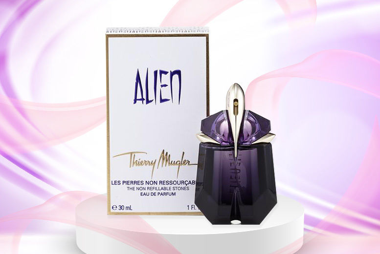 30ml Thierry Mugler Alien EDP | Perfumes deals in Shop | Wowcher