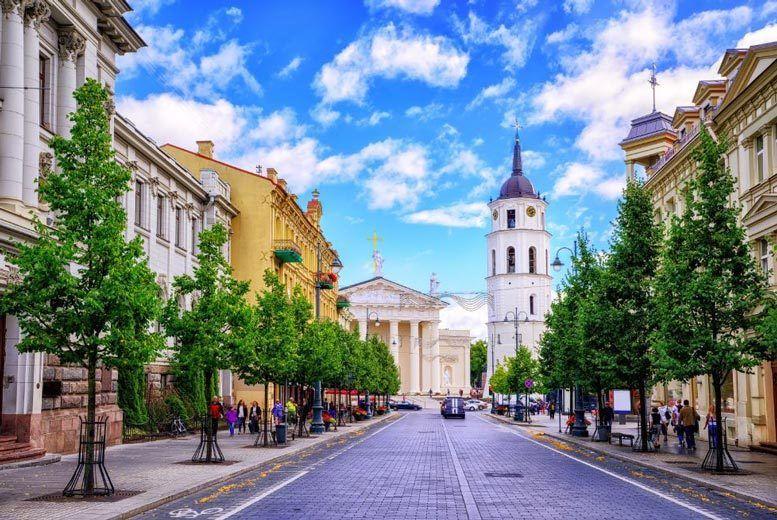 Lithuania City Break & Flights   Travel   Wowcher
