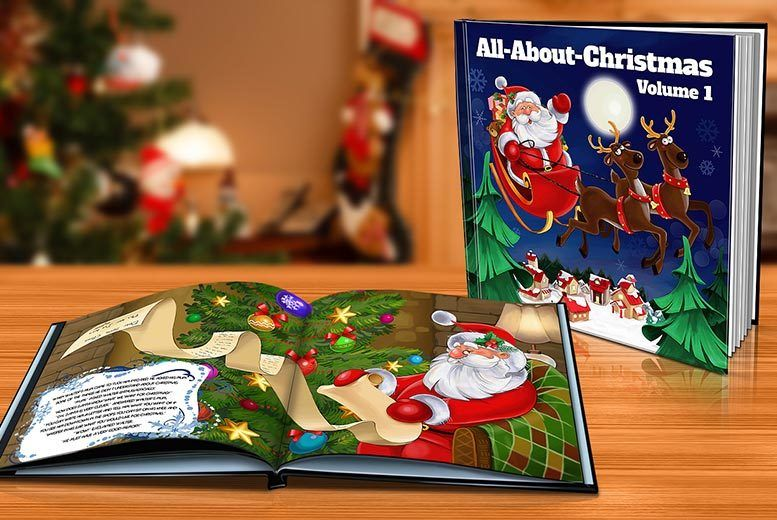 27a23d104ccf Personalised Xmas Storybook | Shop | Wowcher