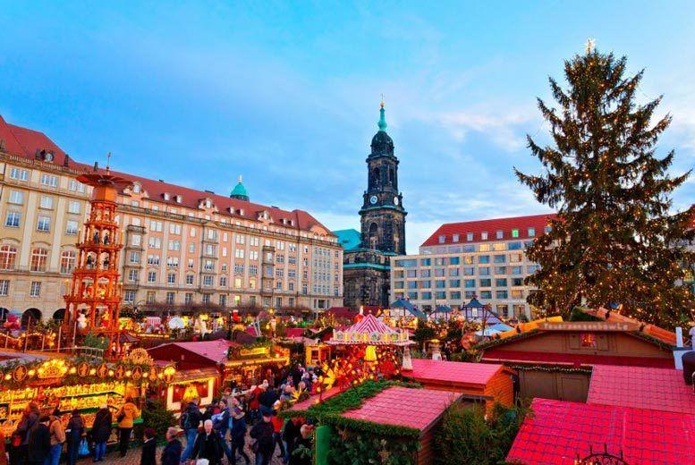 Christmas In Munich Germany.Munich Christmas Market Break Travel Wowcher
