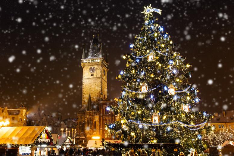 Prague Christmas Market.4 Prague Christmas Markets Travel Wowcher