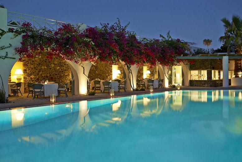 5 Luxury Santorini Beach Stay Greece Deals In Travel Wowcher