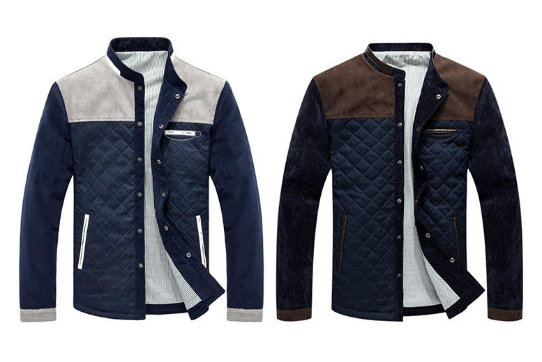 e6fa725167 Men's Quilted Jacket | Menswear deals in London North