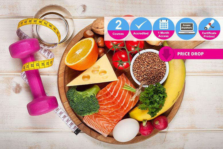 Nutrition Course Bundle | Shop | Wowcher