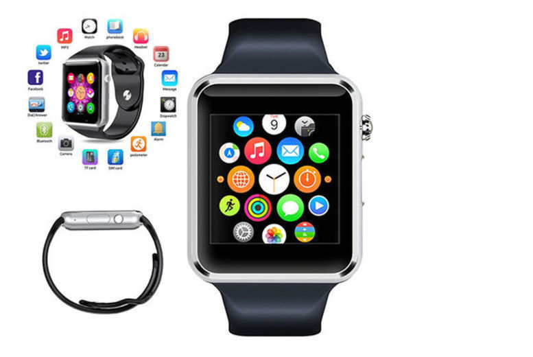 Android 15-in-1 Cellular Smartwatch