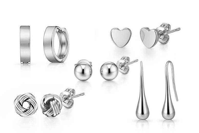 9f68ec1fc 5pk Philip Jones Earrings | Earrings deals in Gloucestershire | Wowcher
