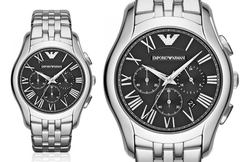 Emporio Armani Men's Chronograph AR1786 Watch