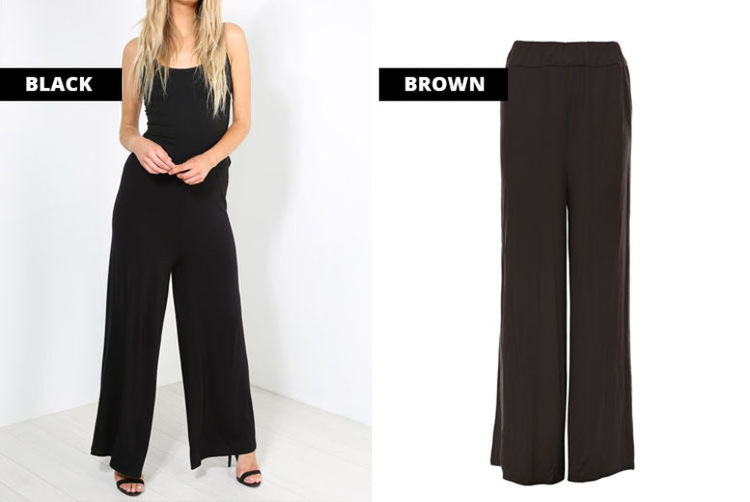 dbc23b629429 Floral Print Lounge Trousers - 4 Colours & UK Sizes 8-18!   Trousers ...