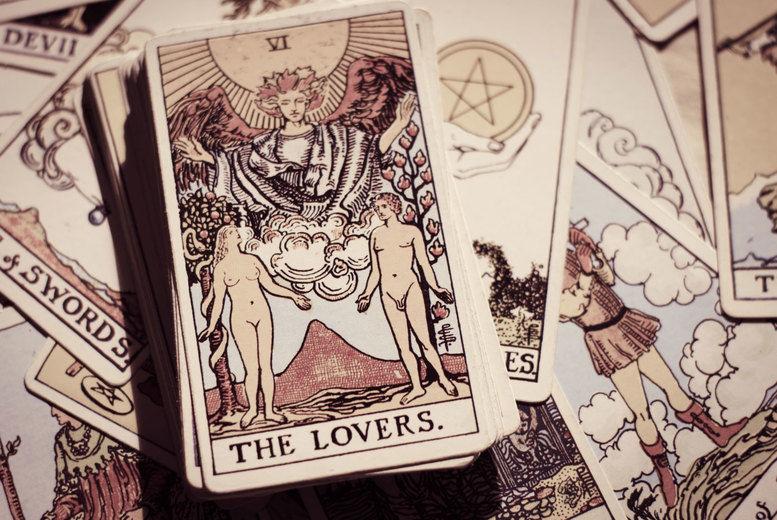 Love Tarot Reading Voucher | London | Wowcher