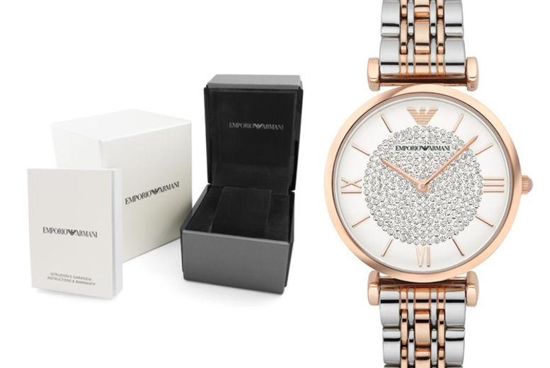 Men's Emporio Armani Watch | Watches deals in Shop | Wowcher