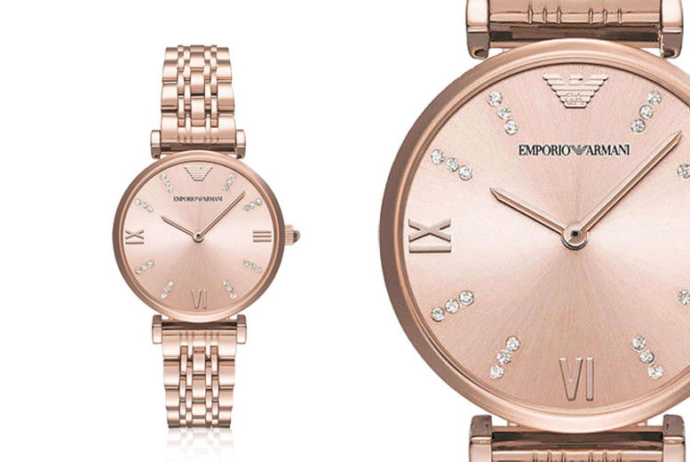 5ff7a1b610 Emporio Armani AR11059 Watch | London | Wowcher