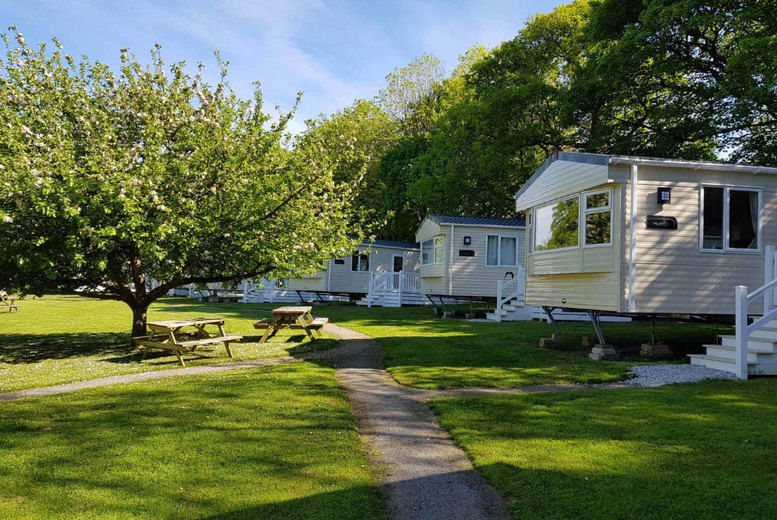 caravan deals in cornwall