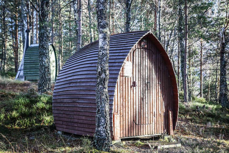 Highlands Camping Pods | Glamping and Camping deals in