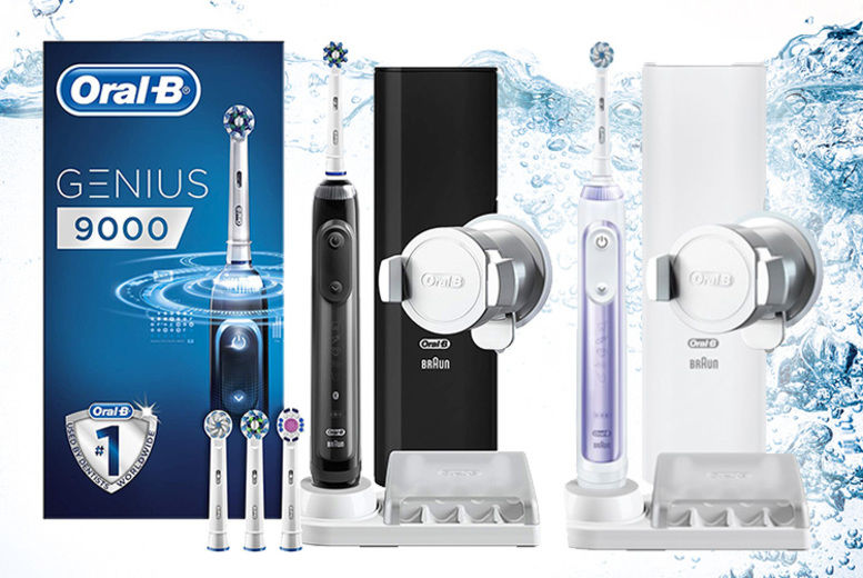 Oral B Electric Toothbrush   Beauty deals in Manchester