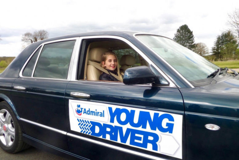 4c8dbf75a9c928 Driving Lesson for Ages 11-17 - Choice of 45 UK Locations ...