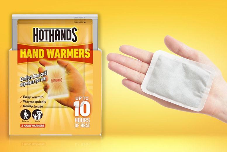 Hot Hand Warmers – 1, 2 or 5!   Shop   Wowcher