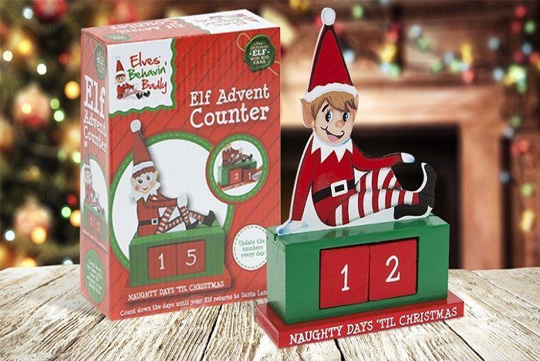 Christmas Counter.Xmas Countdown Block Shop Livingsocial
