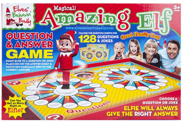 Amazing Elf Game | Shop | Wowcher