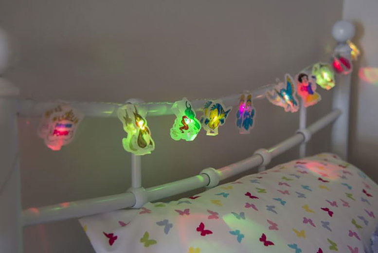 Creative Toys Activities Disney Princess Create Your Own Led Fairy Lights Christmas Bedroom Decoration Yogarmony Gr