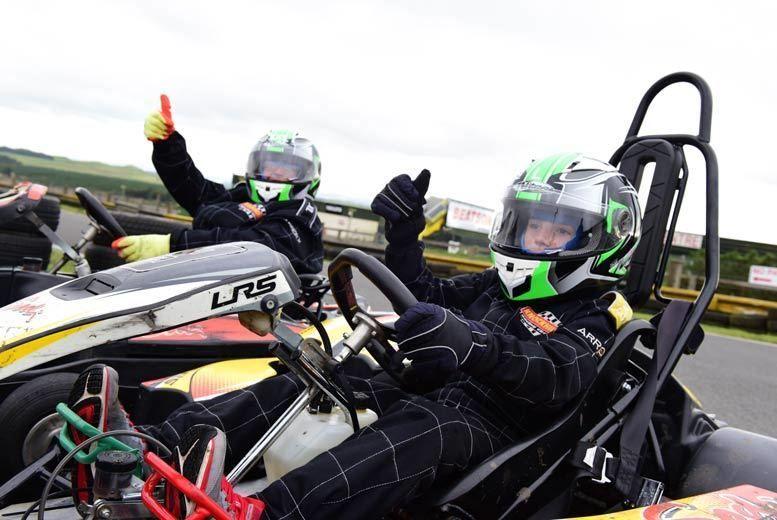 Outdoor Karting Voucher | Edinburgh | LivingSocial