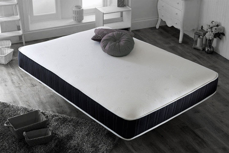 13.5G Open Coil Memory Mattress – 6 Sizes! (from £44)
