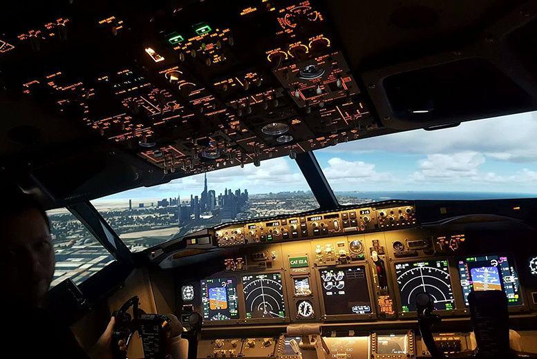 F35 Flight Simulator Voucher | Newcastle | LivingSocial