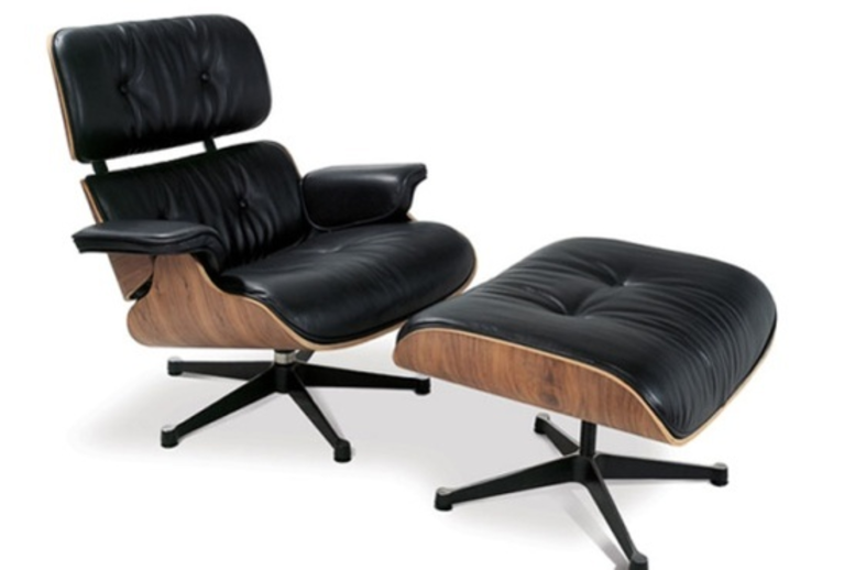 Superb Eames Style Chair And Ottoman Shop Wowcher Pdpeps Interior Chair Design Pdpepsorg