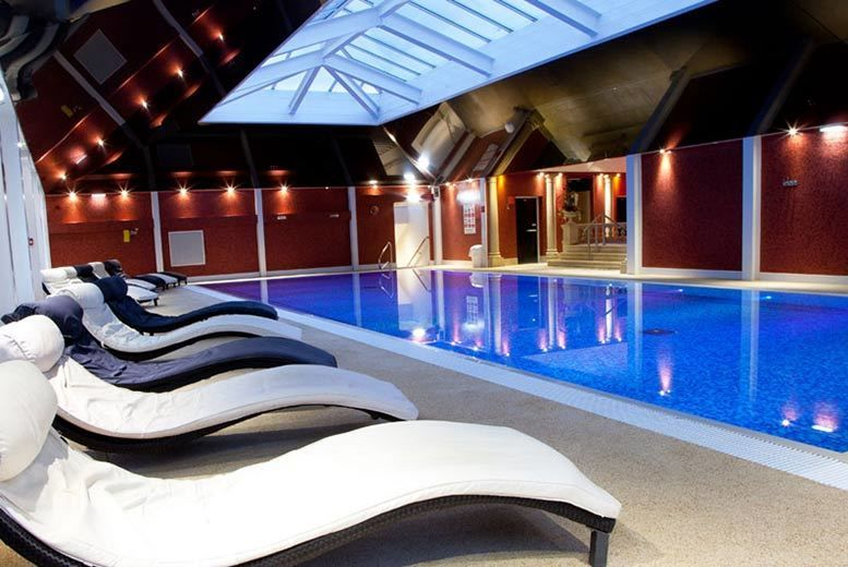 wowcher spa deals hampshire